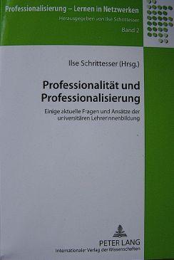 Das Buch Professionalität und Professionalisierung